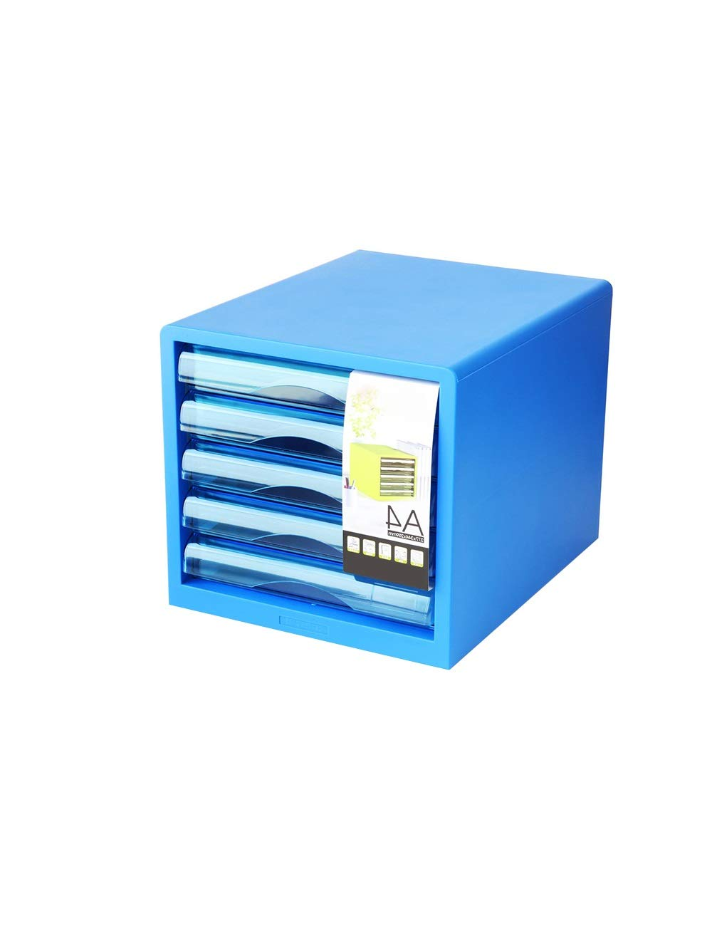 File Cabinets 5th Floor Innovation Charming Design White Blue Green Office File Manager Locker Desktop Manager Home Office Furniture (Color : A) by File Cabinets