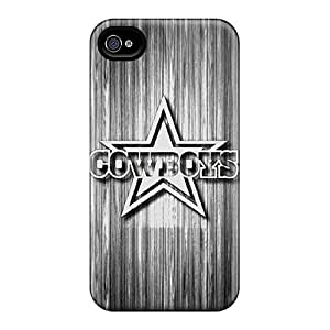 Excellent Design Dallas Cowboys 3 Case Cover For Iphone 4/4s