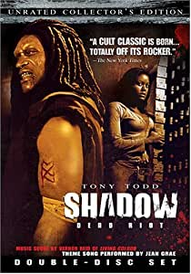 Shadow: Dead Riot: Unrated Collector's Edition