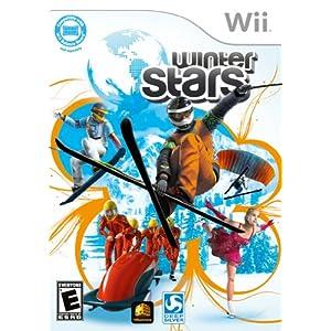 Winter Stars - Nintendo Wii