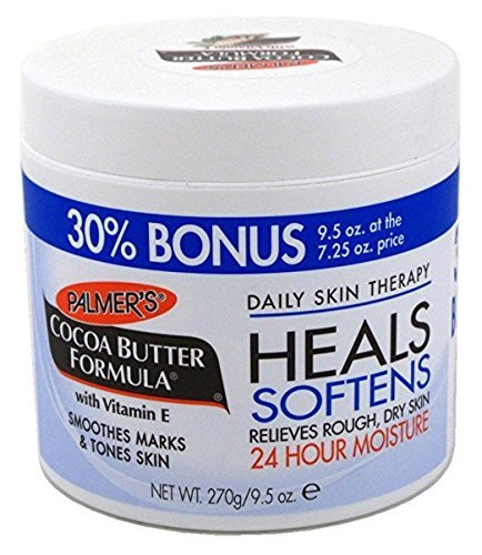 Palmer's Cocoa Butter Bonus Size Jar, 9.5 Ounce by Unknown