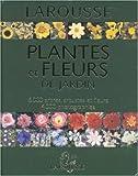 plantes et fleurs de jardin