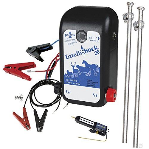 Parmak Magnum 12 Solar Pak Low Impedance 12 Volt Battery