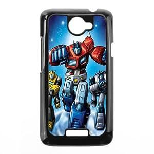 Transformers Transformers HTC One X Cell Phone Case Black JNC3768K