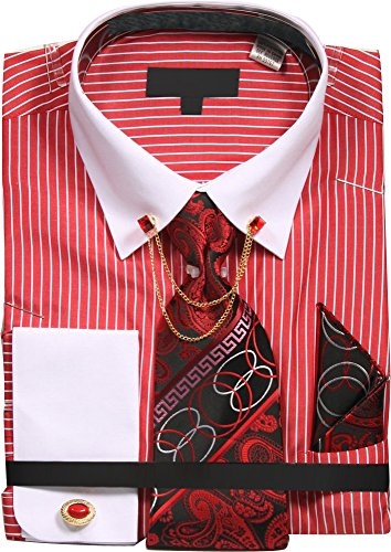 dress shirts tie combinations - 9