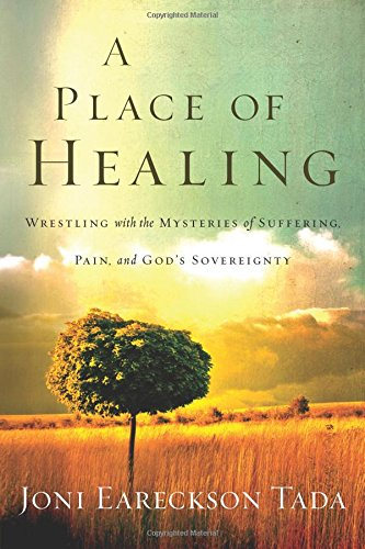 A Place of Healing: Wrestling with the Mysteries of Suffering, Pain, and God's - The Mall Paseo