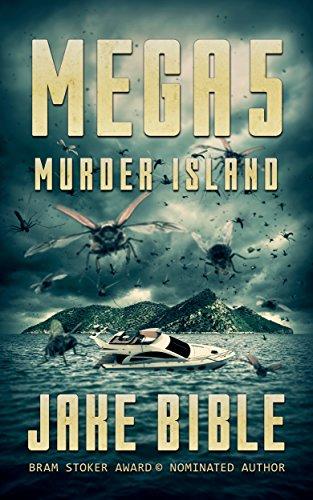 book cover of Murder Island