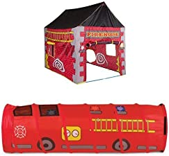 Pacific Play Tents Firehouse Dome  sc 1 st  Amazon.com & Amazon.com: Pacific Play Tents: House Tents
