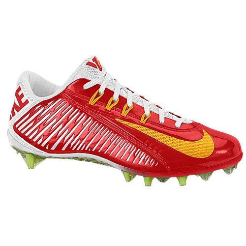 Mens Football Cleat (Nike Vapor Carbon Elite TD 657441-616 Men's Football Cleat 14)