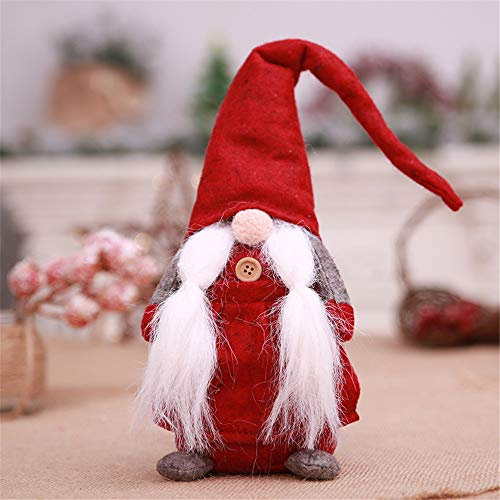 Hot Sale!DEESEE(TM) 17 Inches Handmade Christmas Gnome Swedish Figurines Holiday Decoration Gifts - Lego Figurine Hulk