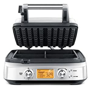The Smart 4-Slice Waffle Maker – Quality, pure and simple