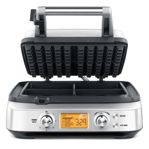 Breville The Smart 4-Slice Waffle Maker by Breville