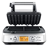 Breville BWM640XL Smart 4-Slice Waffle