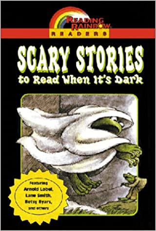 Amazon com: Scary Stories to Read When It's Dark (Reading