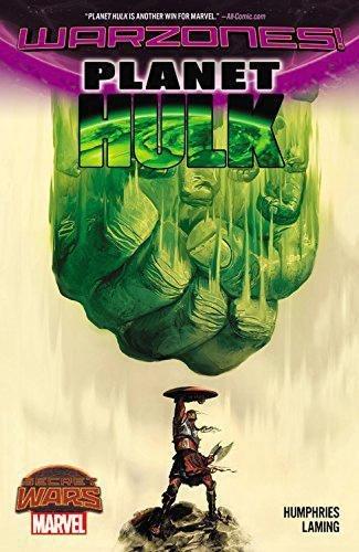 Planet Hulk: Warzones (Secret Wars: Warzones!: Planet Hulk)