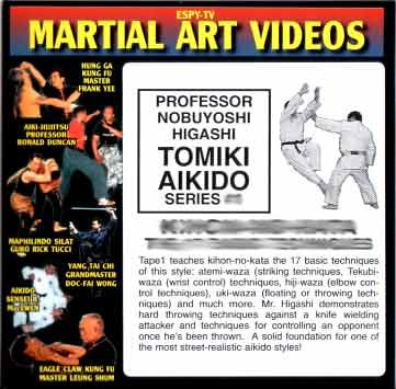 Tomiki-ryu Aikido - Video 1 - Kihon-no-kata