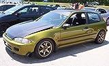 Cuztom Tuning Fits for Honda Civic Eg Ek Em JDM