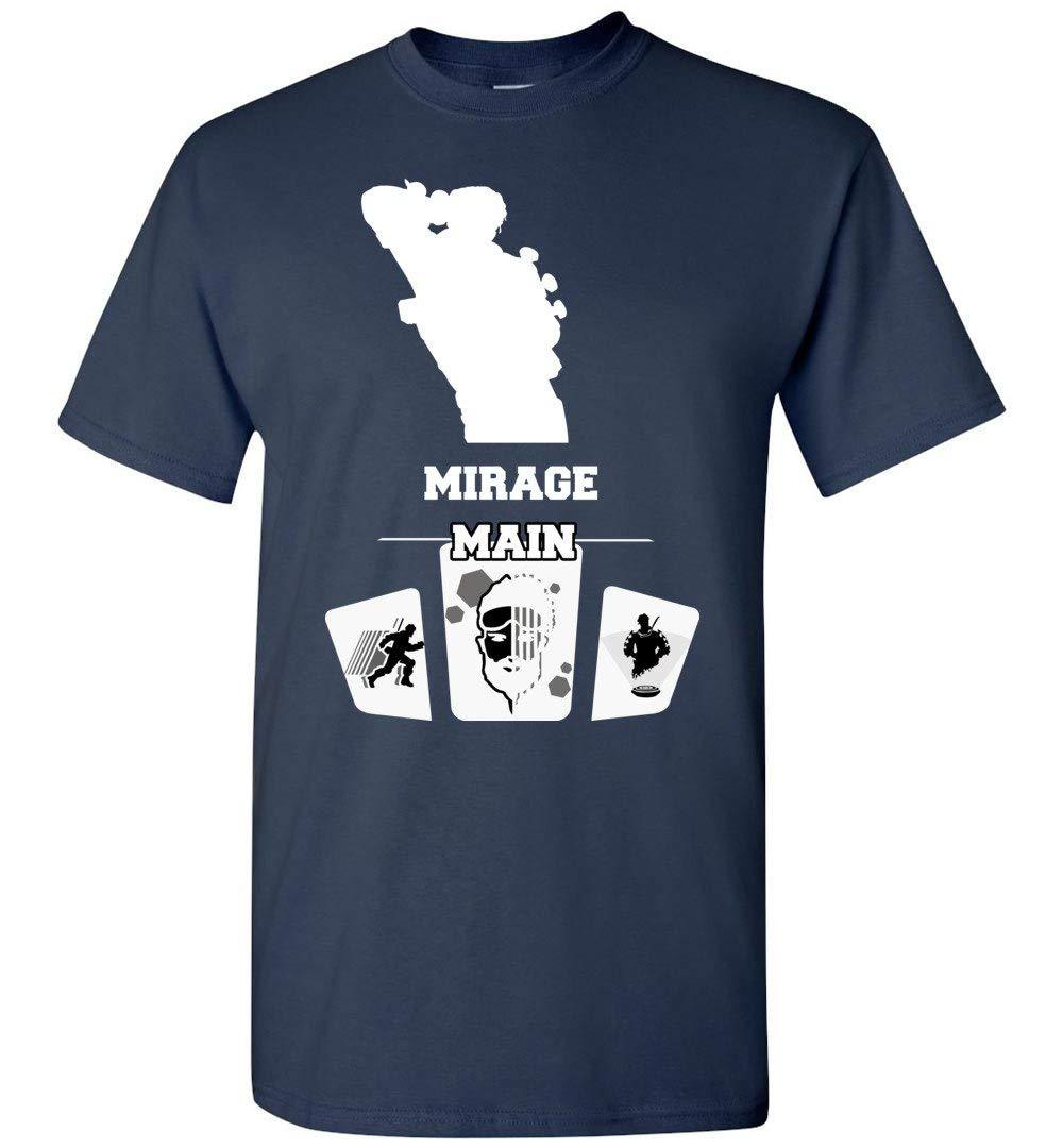 Mirage Main Apex Legends Battle Royale Gamer Tshirt
