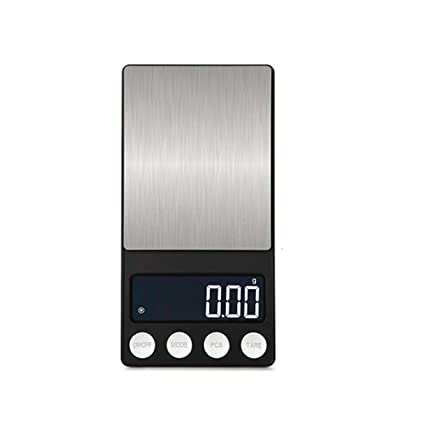XF Básculas Digitales Balanzas de Cocina - Escalas electrónicas para Hornear balanzas caseras balanza de hogar