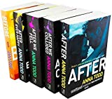 Book cover from Anna Todds The After Series 5 Books Set (After Ever Happy, After, After We Collided, After We Fell, Before) by Anna Todd