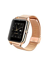 LENCISE New L1 Smart Watch Phone NFC 2G Internet Bluetooth Wearable Devices Support SIM Card TF Card Smartwatch for Apple Android