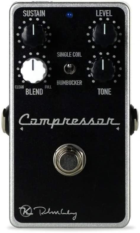 Keeley KCOMP + pedal COMPRESOR