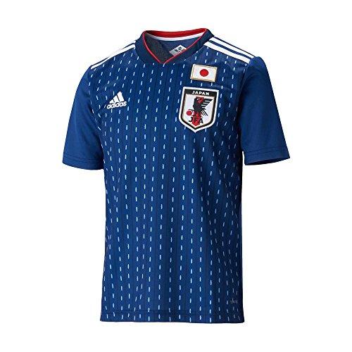 悪意好ましい化石adidas(アディダス) キッズ サッカー日本代表 ホームレプリカユニフォーム 半袖 ジュニア DRN90