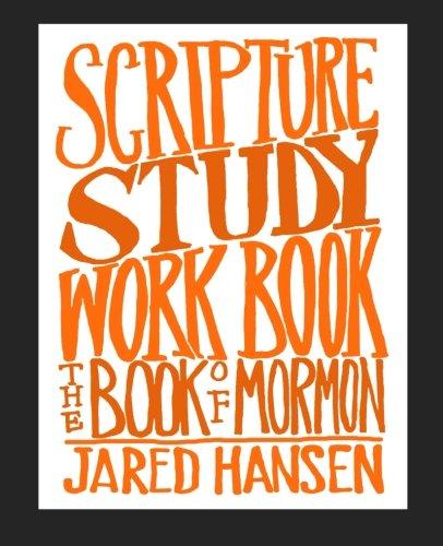 Read Online Scripture Study Workbook: The Book of Mormon pdf epub