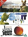 5 Children and It/Two Brothers/James and the Giant Peach [Import anglais]