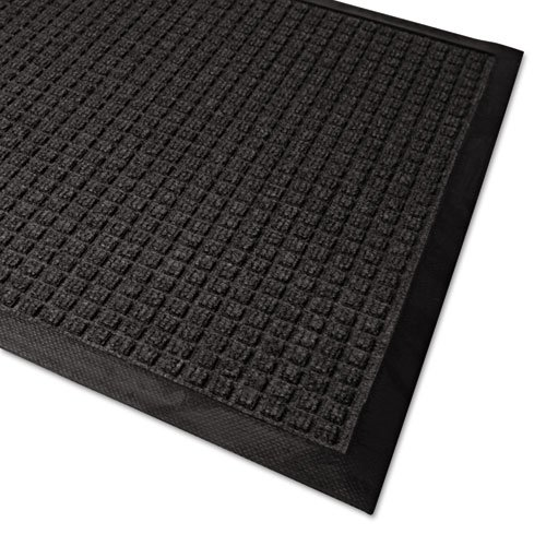 Scraper Mat Charcoal - Guardian WaterGuard Indoor/Outdoor Scraper Mat, 36 x 120, Charcoal