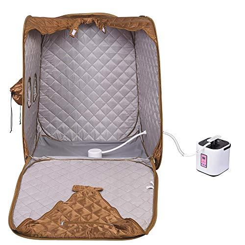 AW 2L Portable Steam Sauna Spa Folding Tent