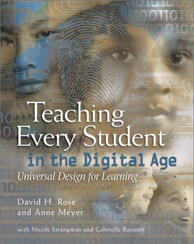 Teaching Every Student in the Digital Age: Universal...
