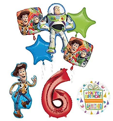 Groovy Amazon Com Mayflower Products Toy Story Party Supplies Download Free Architecture Designs Scobabritishbridgeorg
