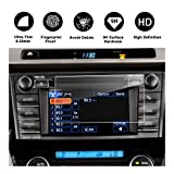 Product review for RUIYA 2016-2018 Toyota RAV4 7-Inch / 6.1-Inch In-Dash Screen Protector, HD Clear TEMPERED GLASS Car Navigation Screen Protective Film (6.1-Inch)