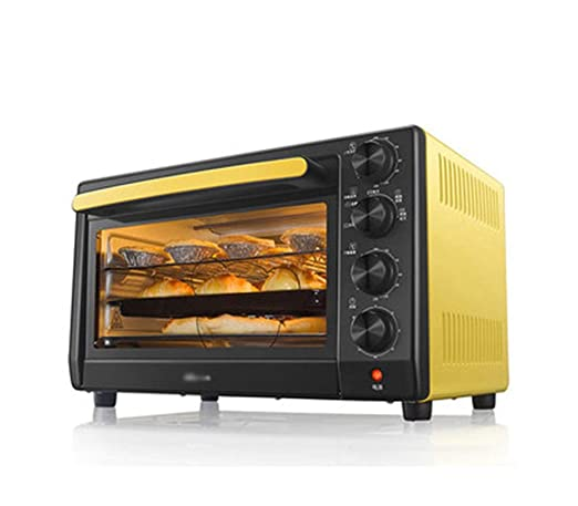 Pojrhfy Cocina Horno Horno eléctrico automático Multifuncional ...