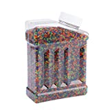 40000Pcs Crystal Water Bullets, Crystal Water Beads Water Growing Balls for Kid Shooting