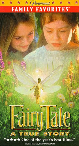 Fairy Tale: A True Story [VHS]