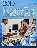 img - for Bundle: Income Tax Fundamentals 2016, Loose-Leaf Version, 34th + H&R Block Premium & Business Software + CengageNOWTMv2, 2 terms Printed Access Card book / textbook / text book