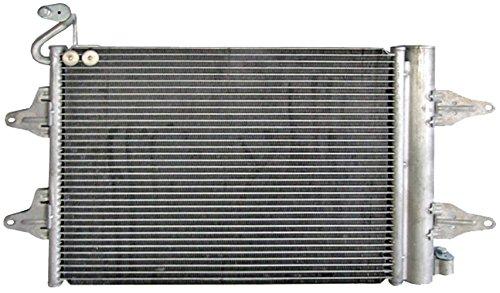 BEHR HELLA SERVICE 8FC 351 301-534  Condenser, air conditioning Hella KGaA Hueck & Co.