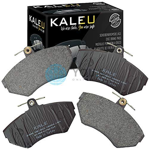 Kale 1HM698151 Front Axle Set of Brake Pads Brake Pads: