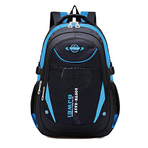 MAYZERO School Backpacks Waterproof School Bags Durable Travel Camping Backpacks for Boys and - Backpack School