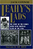 Leahy's Lads, Jack Connor, 0912083751