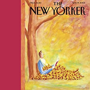 The New Yorker (November 19, 2007) Periodical