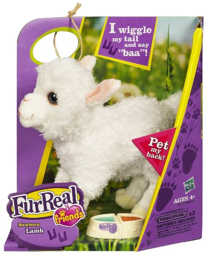 - FurReal Newborn Lamb