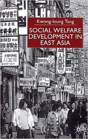 Book Social Welfare Development in East Asia
