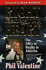 Right from the Heart : The ABC's of Reality in America Paperback