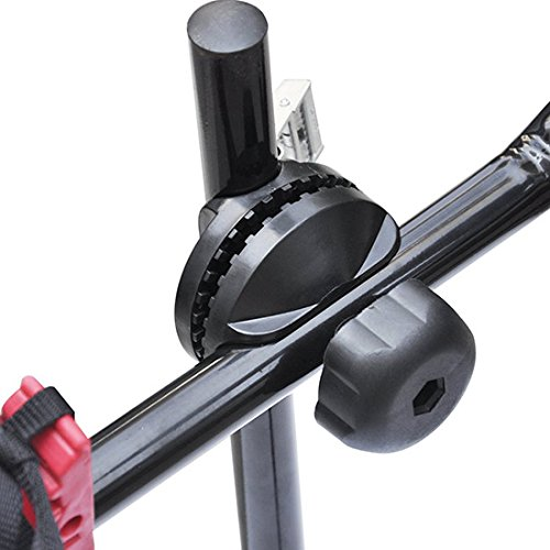 prodotto certificato e omologato Portabici posteriore per auto PBLS01 fino a 3 bici universale bicicletta in vacanza parco mare Gilet di emergenza in omaggio