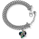 Brighton Neptune's Rings JF3961 Sweetheart Bracelet