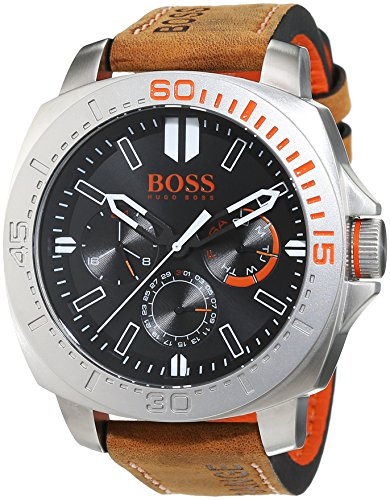 Hugo Boss Orange Sao Paulo 1513297 Mens Wristwatch Solid Case