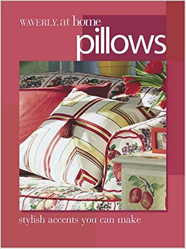 Ilmaiset eBookit ladattavaksi iPhoneen Pillows: Stylish accents you can make (Waverly at Home) in Finnish PDF